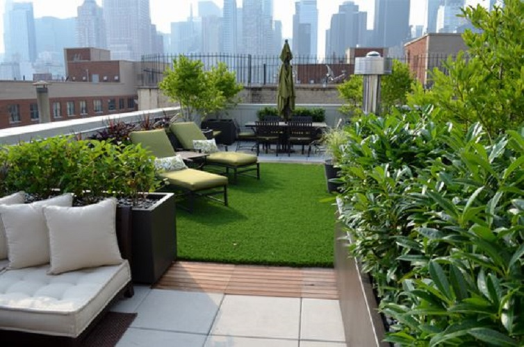 Rooftop Garden Design 101