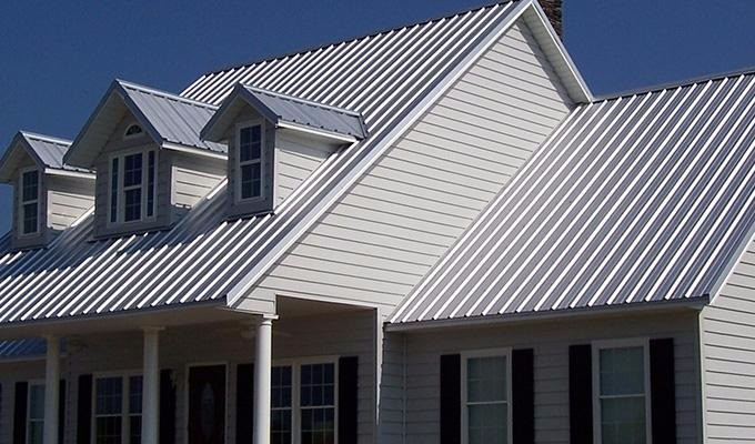 Get a Stylish Metal Roof