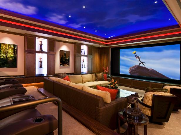 Arranging and Designing a Home Theater Room – The Ultimate Home Entertainment Idea