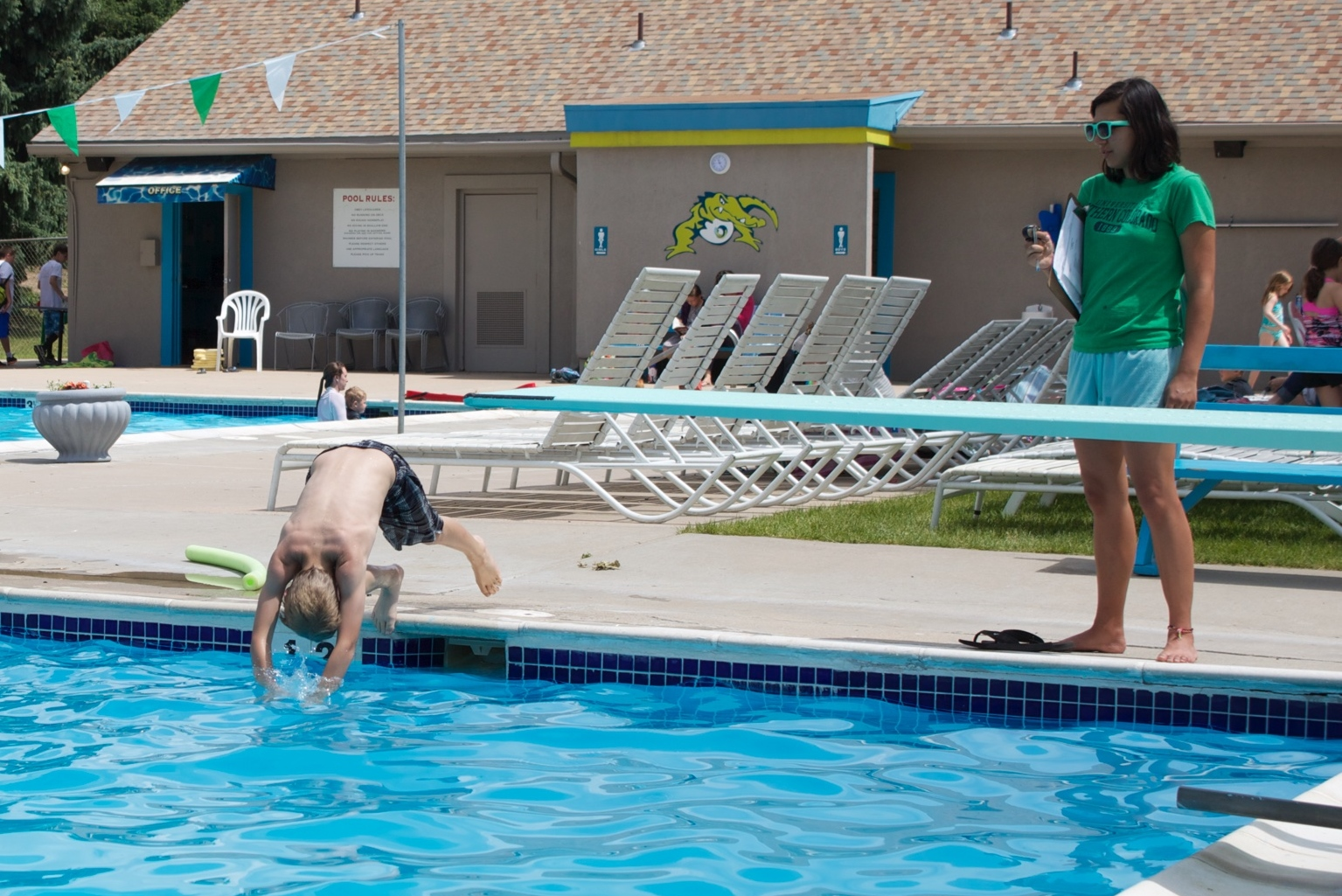 Is your Pool Certified as Safe?