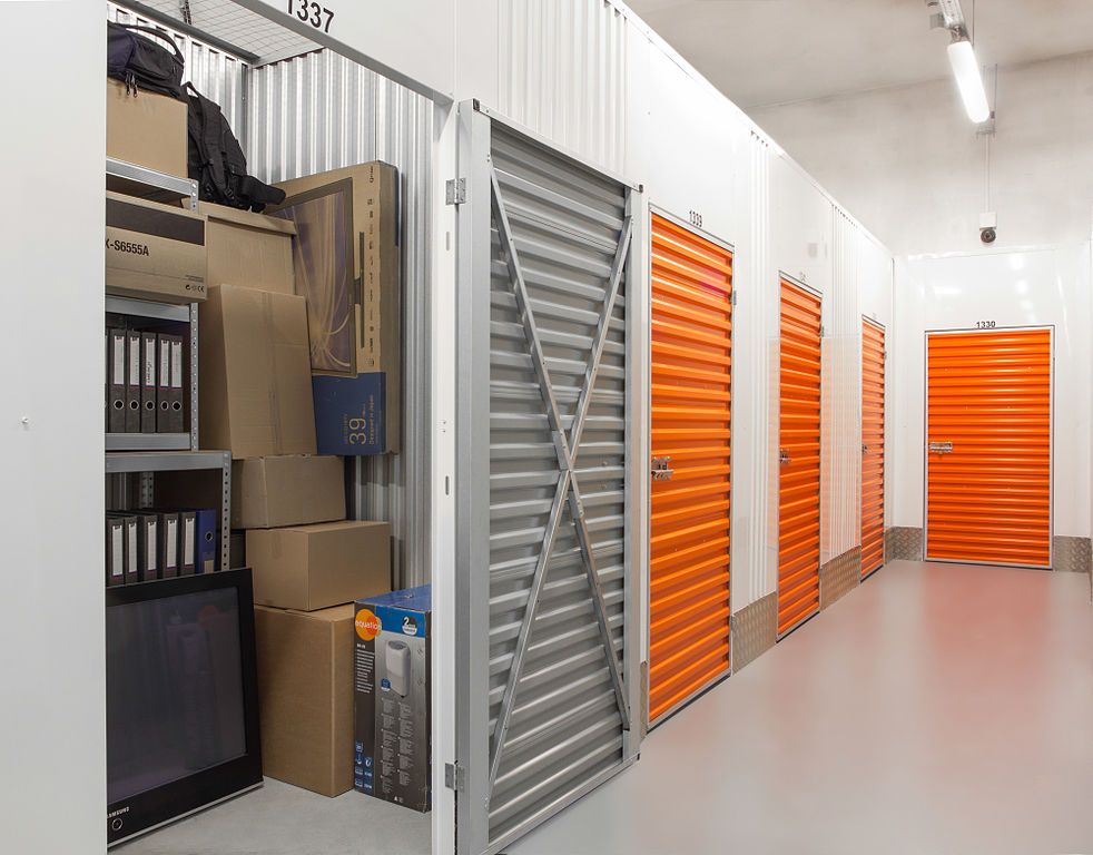 Role Of Storage Units In Relocation