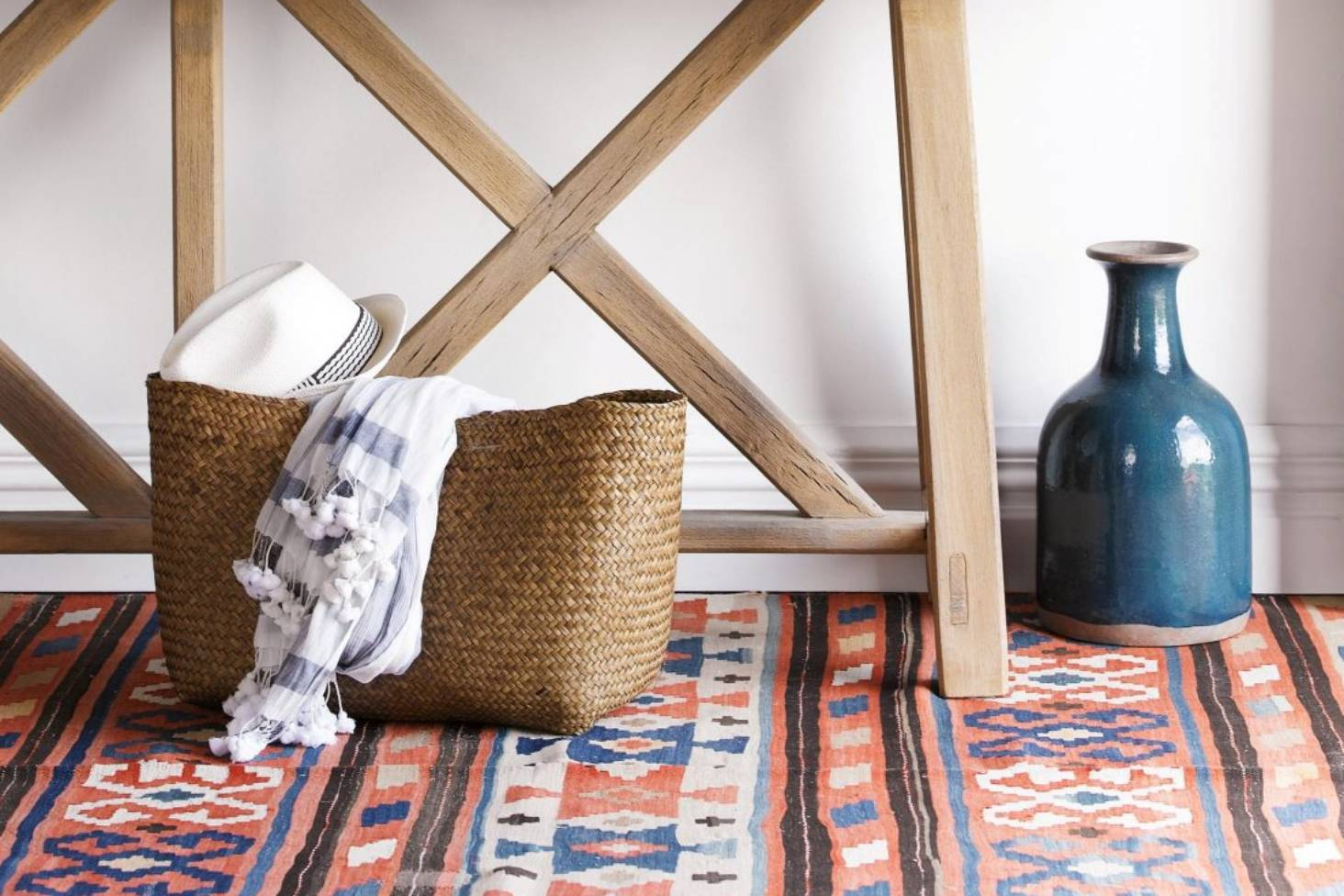 Two Kinds Of Baskets and Their Various Uses At Home